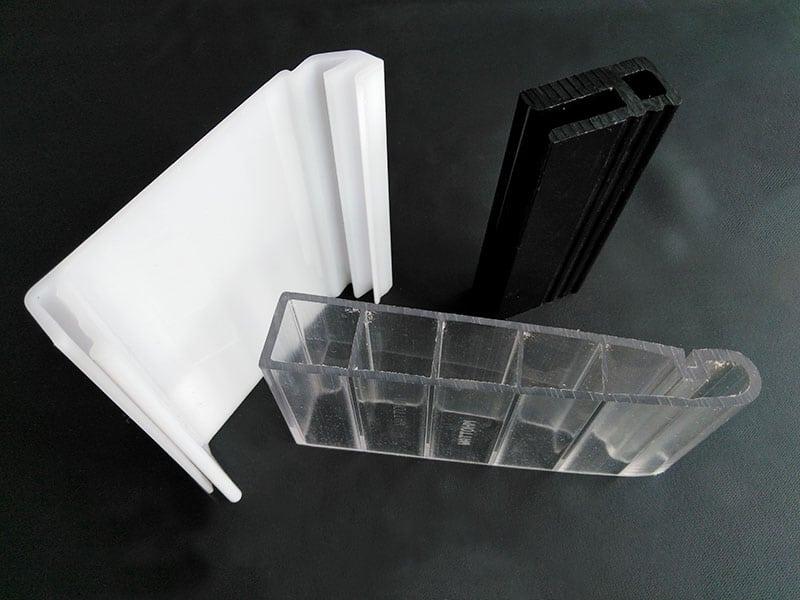 Conception et fabrication de profilé plastique sur-mesure