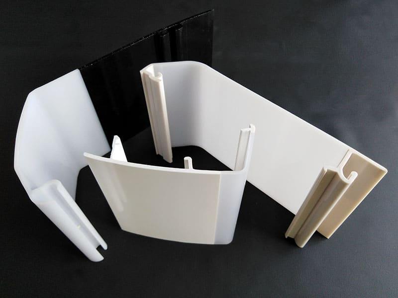 Extrusion de profilé plastique, fabrication française par watom