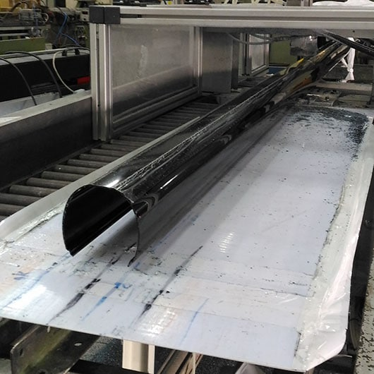 Watom, spécialiste de la fabrication de profilés plastique extrudé