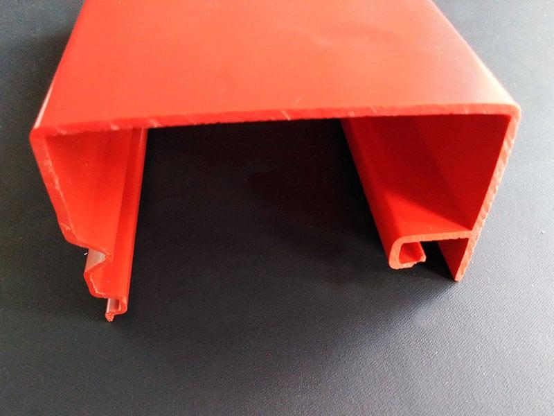 Fabrication de profilé plastique en PVC